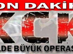 16 İLDE BÜYÜK OPERASYON - video-