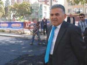 Kayseri ilinin bir bölge şehri olduğunu hatırlatan Büyükkılıç:
