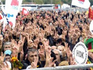 BDP'nin Kazlıçeşme Mitingi Başladı