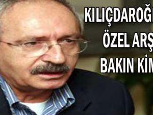 Kılıçdaroğlu'nun özel arşivi bakın kimde
