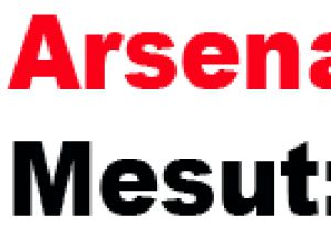 Arsenal Mesut