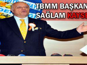 TBMM BAŞKANVEKİLİ SAĞLAM KAYSERİ'DE