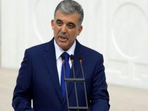 Cumhurbaşkanı Abdullah Gül TBMM'de önemli açıklamalar yaptı