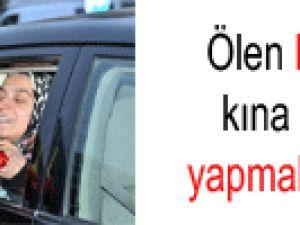 Ölen PKK'lıya Kına Gecesi Yapmak İstediler