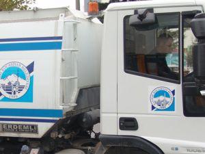 Kocasinan'dan 200 Bin Liralık Temizlik Aracı