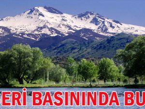 KAYSERİ BASININDA BUGÜN