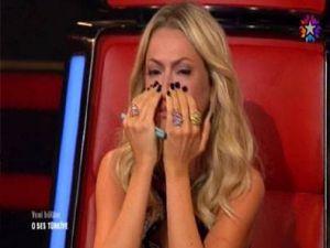 Oses'te hadise'yi ağlatan yarışmacı-video