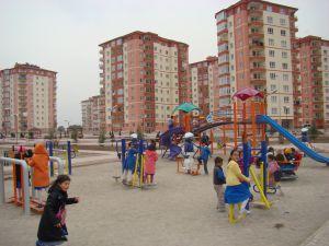 Kocasinan'dan Zümrüt'e Yeni Bir Park Daha