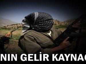 Şok iddia: PKK'nın gelir kaynağı...