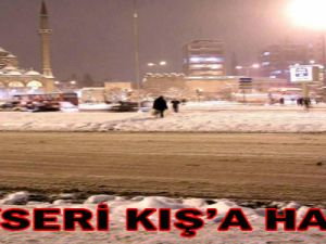 Kayseri'de kış mevsiminde alınacak trafik tedbirleri