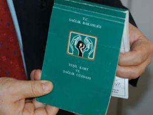 5 milyon Yeşil Kartlı sağlığa para ödeyecek