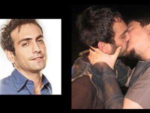 'Kuzey Güney' dizisinin Güney'i  tiyatro sahnesinde  Erkan'la dudak dudağa öpüştü