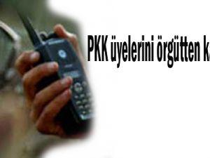 PKK'ya Katılan Gençlerin Örgütten Kaçıran Telsiz Konuşmaları Ve Olayları!
