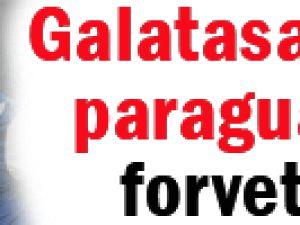 Galatasaray'da Bomba Transfer Paraguaylı forvet