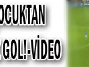 Çılgın çocuktan inanılmaz gol! % Mario Balotelli -VİDEO