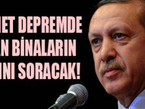 Erdoğan: O raporu verenlere soracağız