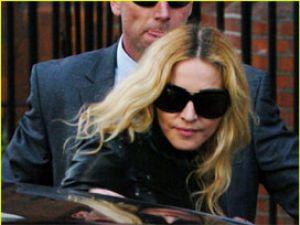 Madonna'yı üzen sızma!