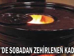 Kayseri'de Sobadan Zehirlenen Kadın Öldü