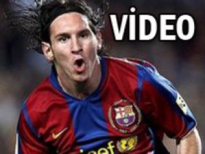 Messi tek başına yetti - VİDEO