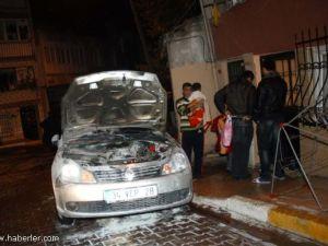 Beyoğlu'nda Olaylı Gece