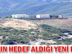 PKK'nın hedef aldığı yeni bölge