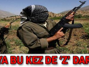 PKK'ya bu kez de Z darbesi!