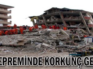 Van depreminde korkunç gerçek!