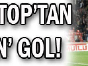 Altıntop'tan 'Altın' gol!