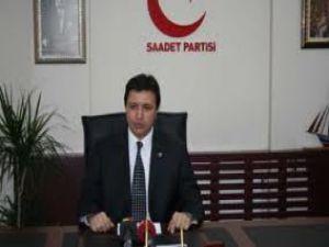 Saadet Partisi Kayseri İl Başkanı Sayın Mahmut ARIKAN Cumhuriyet'in kuruluşunun 88 yıldönümü Mesajı
