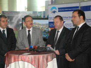ÖZHASEKİ İLE PALENİCA'DAN ORTAK BASIN TOPLANTISI