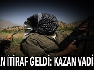 PKK'dan itiraf geldi: Kazan Vadisi ile...