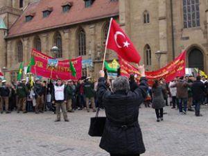 Almanya'da 2 misli PKK'lı VAR