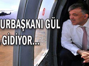 Cumhurbaşkanı Gül, Van'a gidiyor