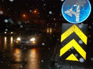 Van'da Kar Yağışı Başladı