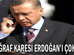 O fotoğraf karesi Erdoğan'ı çok üzdü!