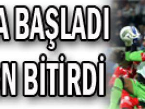 Antalya başladı, Trabzon bitirdi