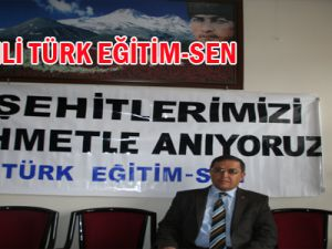 ALİ BENLİ TÜRK EĞİTİM-SEN