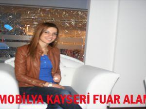 LADİN MOBİLYA KAYSERİ FUARLANIN'DA