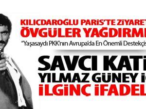 Kılıçdaroğlu'ndan Yılmaz Güney'e Skandal Sözler