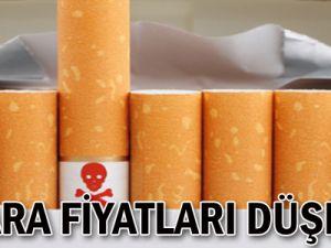 Sigara Fiyatları Düşecek