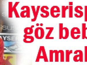 Kayserispor'un Göz Bebeği Amrabat'ın Katkısı Büyük