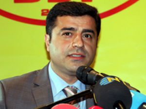 BDP'li Demirtaş Twitterdan seslendi!