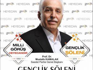 KAYSERİ SAADET PARTİSİ ADAYLARINI 3 OCAK'TA TANITACAK