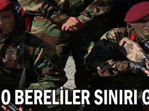 Bordo bereliler sınırı geçti!