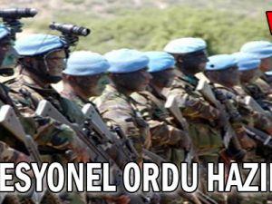 Profesyonel ordu hazır mı? - Video