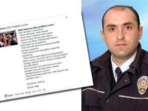 Şehit Polisin Son Mesajı: Düşmanın Bile Şereflisi...