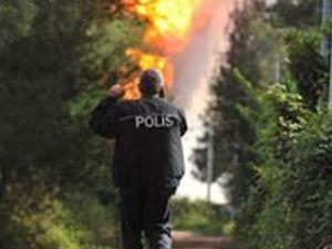 Şırnak'ta Polise Ses Bombası