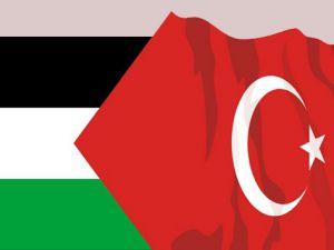 Türkiye'ye 10 Filistinli gelecek