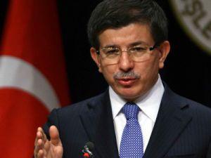 Davutoğlu, Ankara'da Suriyeli muhaliflerle görüştü