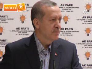 Erdoğan: Gelin, bu işi bitirelim - Video
